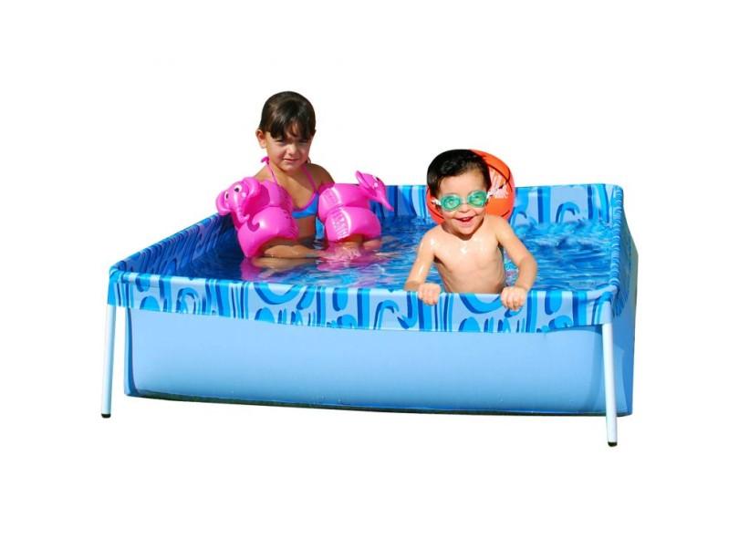 piscina de plastico 400 litros preco