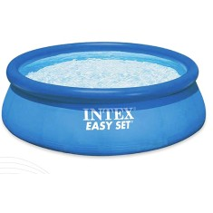 Foto Piscina Inflável 5.621 l Redonda Intex Easy Set 56420