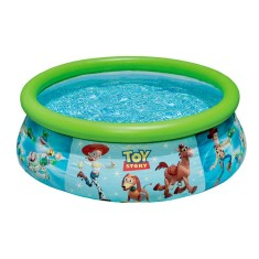 Foto Piscina Inflável 886 l Redonda Intex Toy Story Easy 54400