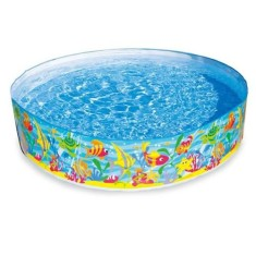 Foto Piscina Snapset 977 l Redonda Intex Familiar 56452