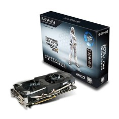 Foto Placa de Video ATI Radeon HD 7970 6 GB GDDR5 384 Bits Sapphire 11197-05-40G