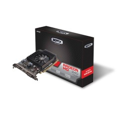Foto Placa de Video ATI Radeon R7 240 2 GB DDR3 128 Bits XFX R7-240A-2TS2
