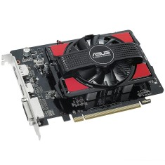 Foto Placa de Video ATI Radeon R7 250 1 GB GDDR5 128 Bits Asus R7250-1GD5-V2