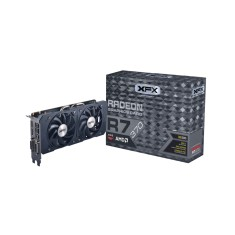 Foto Placa de Video ATI Radeon R7 370 2 GB GDDR5 256 Bits XFX R7-370P-2DF5