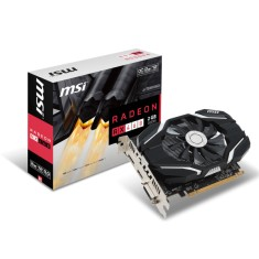 Foto Placa de Video ATI Radeon RX 460 2 GB GDDR5 128 Bits MSI RX 460 2G OC