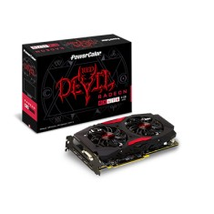 Foto Placa de Video ATI Radeon RX 470 4 GB GDDR5 256 Bits PowerColor AXRX 470 4GBD5-3DH/OC