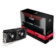 Foto Placa de Video ATI Radeon RX 480 8 GB GDDR5 256 Bits XFX RX-480P8DBA6