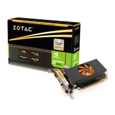 Foto Placa de Video NVIDIA GeForce GT 640 1 GB GDDR5 64 Bits Zotac ZT-60208-10L
