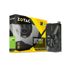 Foto Placa de Video NVIDIA GeForce GTX 1060 6 GB GDDR5 192 Bits Zotac ZT-P10600A-10L