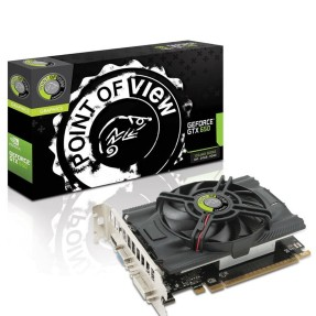 Foto Placa de Video NVIDIA GeForce GTX 650 1 GB GDDR5 128 Bits Point Of View VGA-650-A2-1024