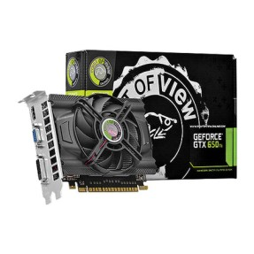 Foto Placa de Video NVIDIA GeForce GTX 650Ti BOOST 2 GB GDDR5 128 Bits Point Of View VGA-650I-A1-2048