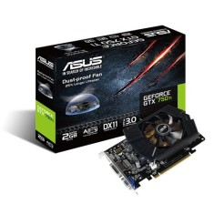 Foto Placa de Video NVIDIA GeForce GTX 750 Ti 2 GB GDDR5 128 Bits Asus GTX750TI-PH-2GD5