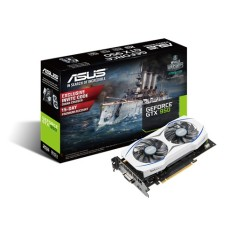 Foto Placa de Video NVIDIA GeForce GTX 950 2 GB GDDR5 128 Bits Asus GTX950-2G