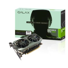 Foto Placa de Video NVIDIA GeForce GTX 960 4 GB GDDR5 128 Bits Galax 96NQH8DHD8Z4