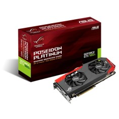Foto Placa de Video NVIDIA GeForce GTX 980 Ti 6 GB GDDR5 384 Bits Asus POSEIDON-GTX980TI-P-6GD5