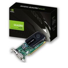 Foto Placa de Video NVIDIA Quadro 420 1 GB DDR3 128 Bits PNY VCQK420-PB