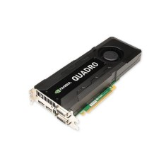 Foto Placa de Video NVIDIA Quadro K5000 4 GB GDDR5 256 Bits PNY VCQK5000-PB