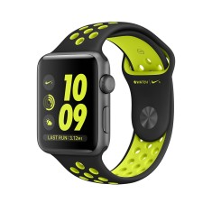 Foto Relógio Apple Watch Nike+ Series 2 MNNT2BZ