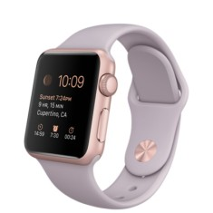 Foto Relógio Apple Watch Sport Rose Gold Aluminium Case