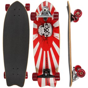 Foto Skate Longboard - US Boards Fish 34