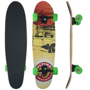 Foto Skate Street - Flying Skateboards Herby