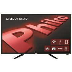 "Foto Smart TV LED 32"" Philco PH32B51DSGWA 2 HDMI USB"