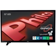 "Foto Smart TV LED 32"" Philco PH32E31DSGW"