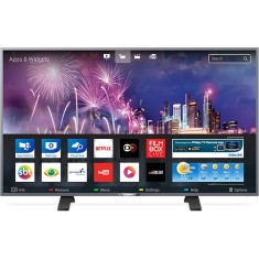 "Foto Smart TV LED 32"" Philips 32PHG5201 3 HDMI LAN (Rede) 