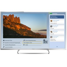 "Foto Smart TV LED 3D 50"" Panasonic Viera Full HD TC-50AS700"