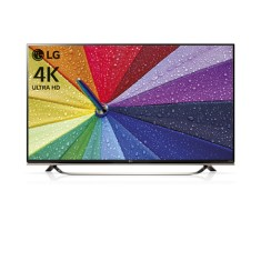 "Foto Smart TV LED 3D 55"" LG 4K 55UF8500 3 HDMI"