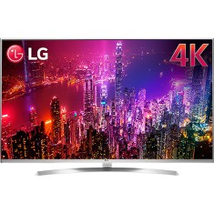 "Foto Smart TV LED 3D 55"" LG 4K 55UH8500 3 HDMI"