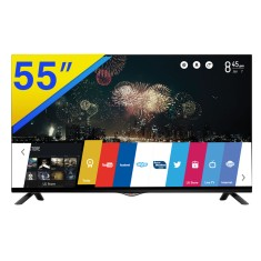 "Foto Smart TV LED 3D 55"" LG Cinema 4K 55UB8300"
