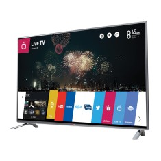 "Foto Smart TV LED 3D 55"" LG Cinema Full HD 55LB6500"