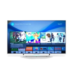 "Foto Smart TV LED 3D 55"" Sony 4K XBR-55X855C 4 HDMI"