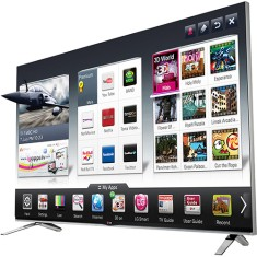 "Foto Smart TV LED 3D 65"" LG Cinema Full HD 65LB7200"