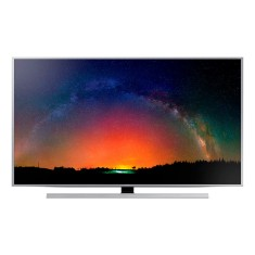 "Foto Smart TV LED 3D 65"" Samsung Série 8 4K UN65JS8500"