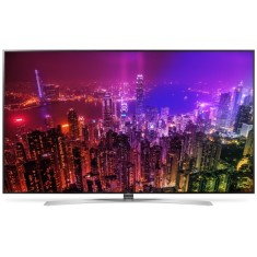 "Foto Smart TV LED 3D 86"" LG 4K 86UH9550 3 HDMI"