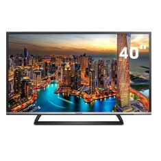 "Foto Smart TV LED 40"" Panasonic Viera Full HD TC-40CS600B 2 HDMI"
