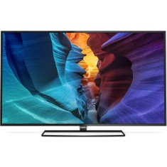 "Foto Smart TV LED 40"" Philips Série 6000 4K 40PUG6300 3 HDMI"