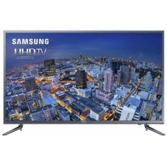 "Foto Smart TV LED 40"" Samsung 4K UN40JU6020 3 HDMI"