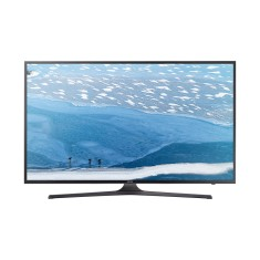 "Foto Smart TV LED 40"" Samsung Série 6 4K HDR UN40KU6000"