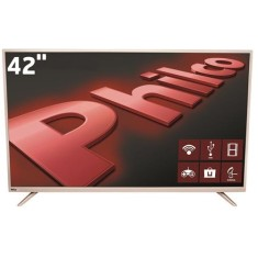 "Foto Smart TV LED 42"" Philco Full HD PH42F10DSGWA 2 HDMI"
