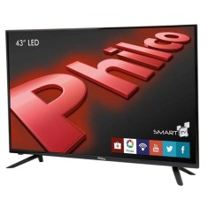 "Foto Smart TV LED 43"" Philco Full HD PH43U21DSGW 3 HDMI"