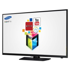 "Foto Smart TV LED 48"" Samsung Série 4 UN48H4203 2 HDMI"