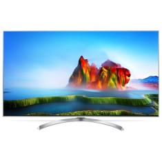 "Foto Smart TV LED 49"" LG 4K HDR 49SJ8000 4 HDMI"