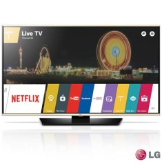 "Foto Smart TV LED 49"" LG Full HD 49LF6350 3 HDMI"