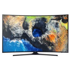 "Foto Smart TV LED 49"" Samsung Série 6 4K HDR 49MU6300"