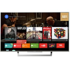 "Foto Smart TV LED 49"" Sony 4K XBR-49X835D"