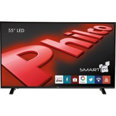 "Foto Smart TV LED 55"" Philco Full HD PH55E30DSGW 3 HDMI"