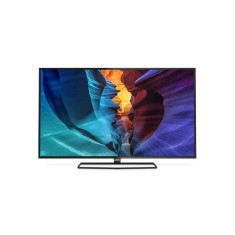 "Foto Smart TV LED 55"" Philips Série 6000 4K 55PUG6300 3 HDMI"